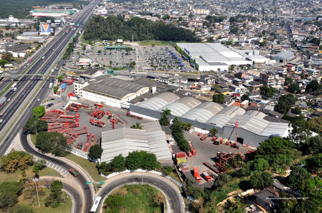 Fotográfias Aéreas